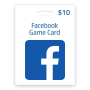 Facebook Game Card (Global) 10$ | сервис uplata.ua