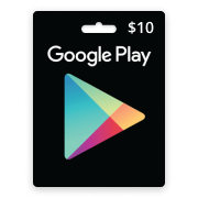 Google Play Gift Card US 10$ | сервис uplata.ua