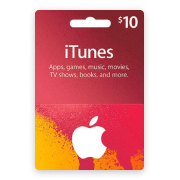 iTunes Gift Card (US) 10$ | сервис uplata.ua