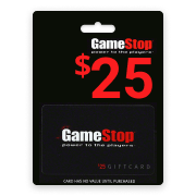 GameStop Gift Card 25$ (US) | сервис uplata.ua